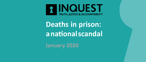 Deaths in prison: a national scandal